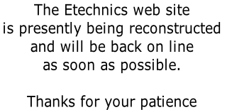 The Etechnics web site 